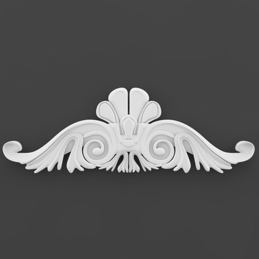 Pattern 6 royalty-free 3d model - Preview no. 4
