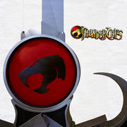 Thundercats Omens Sword 3d model