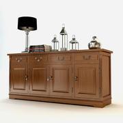 Eichholtz  Cabinet 3d model
