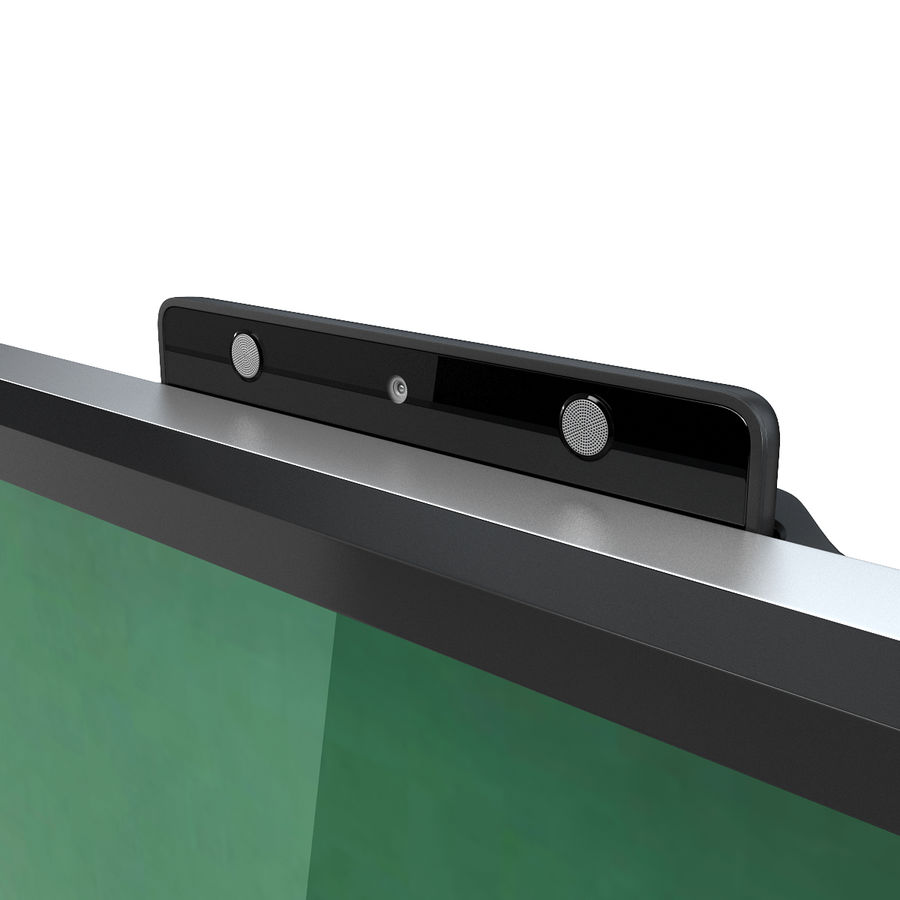 LG ULTRA HD SMART TV 65 inch 65LA970V royalty-free 3d model - Preview no. 17
