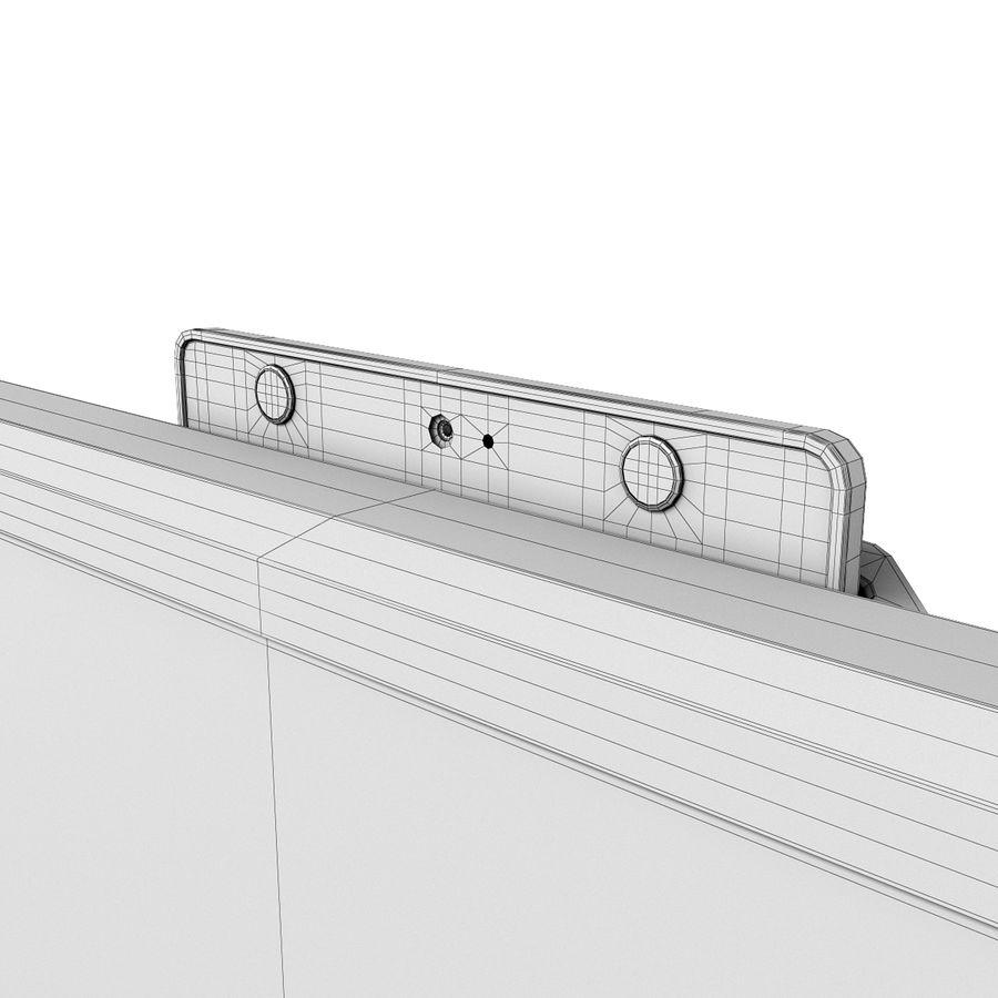 LG ULTRA HD SMART TV 65 inch 65LA970V royalty-free 3d model - Preview no. 23