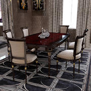 Francesco Molon Dining Table 3d model