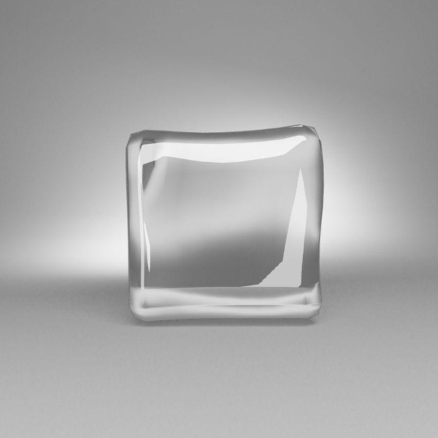 Ghiaccio royalty-free 3d model - Preview no. 4