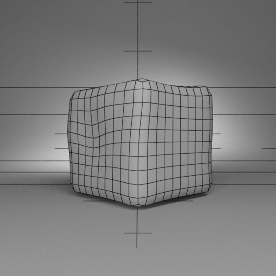Ghiaccio royalty-free 3d model - Preview no. 10
