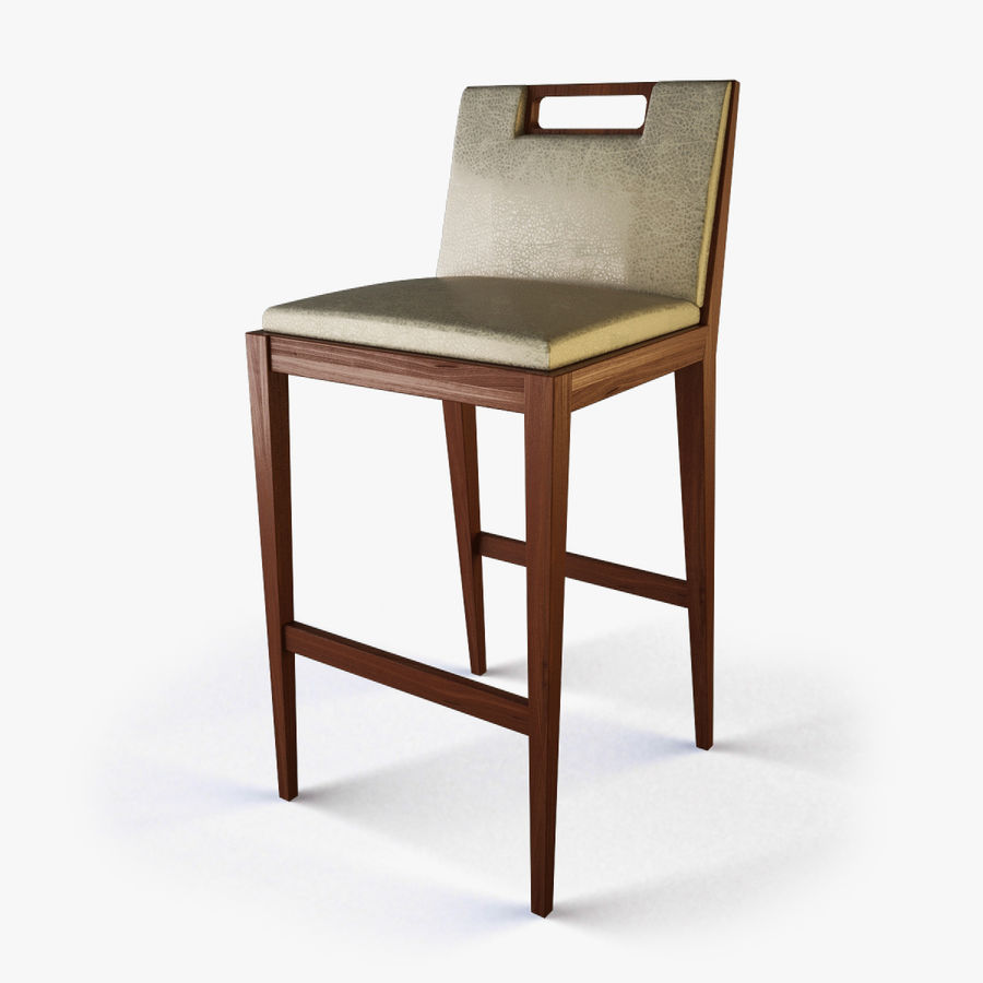 Designer Bar Stool 3D Model $19 - .obj .fbx .dwg .max .3ds - Free3D