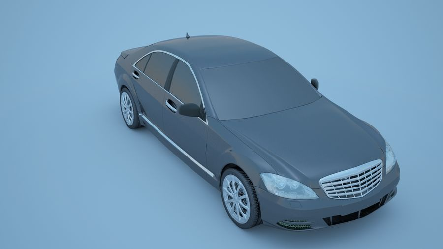 Car royalty-free 3d model - Preview no. 1