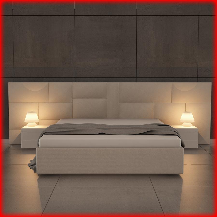 Chambre à coucher 02 modèle 3D $10 - .unknown .obj .max .fbx ...