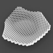 Honeycomb Bowl 04 3d model