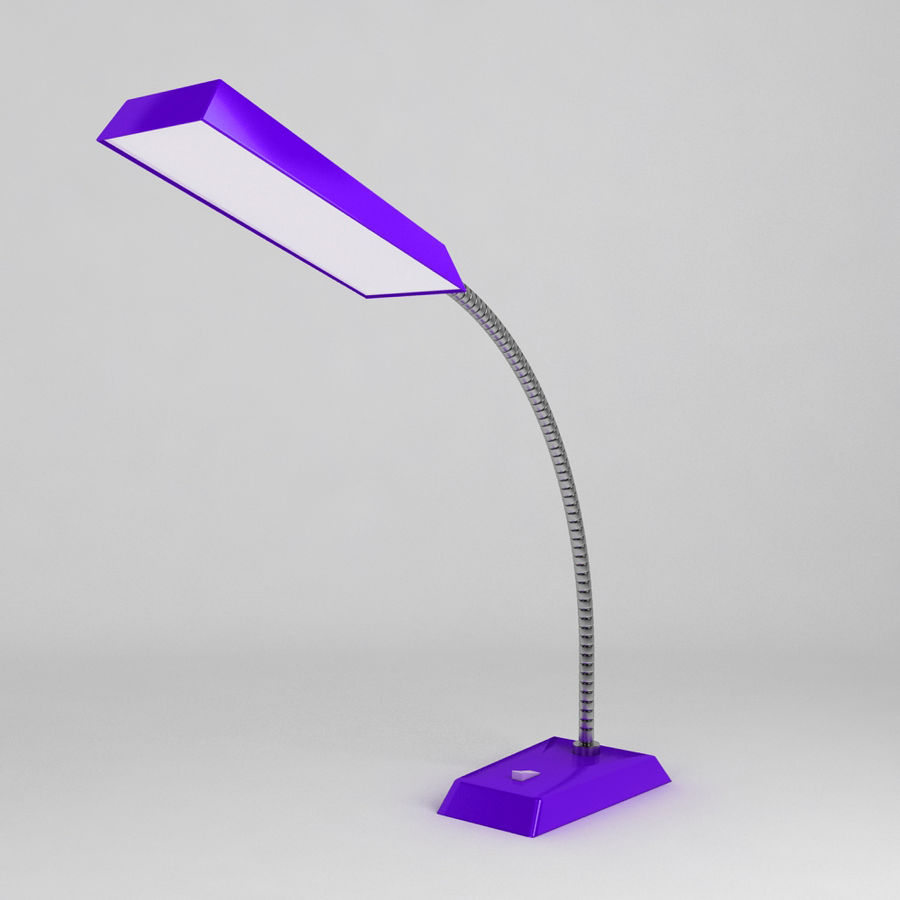 Table Lamp royalty-free 3d model - Preview no. 4
