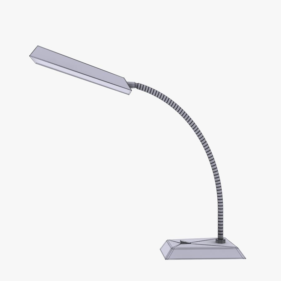 Table Lamp royalty-free 3d model - Preview no. 7