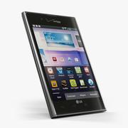LG Intuition VS950 3d model