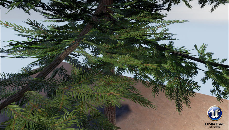 Video Game Forest Foliage Pack 3D Model $16 -  unknown - Free3D