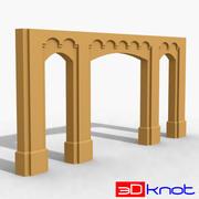 Arch 001 3d model