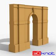 Arch 002-1 3d model