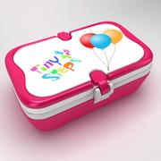 Lunch Box 3d model