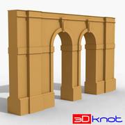 Arch 002-2 3d model