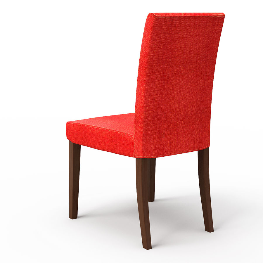 HENRIKSDAL Skiftebo Dining chair royalty-free 3d model - Preview no. 6