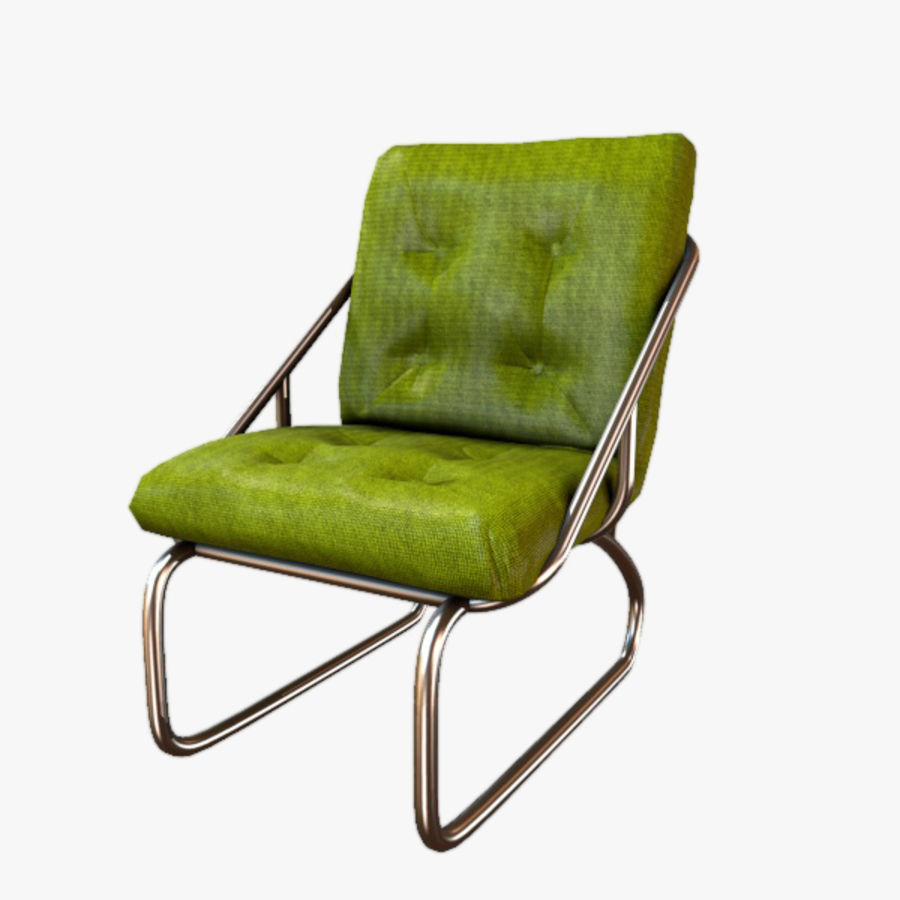 Modern Chair royalty-free 3d model - Preview no. 1