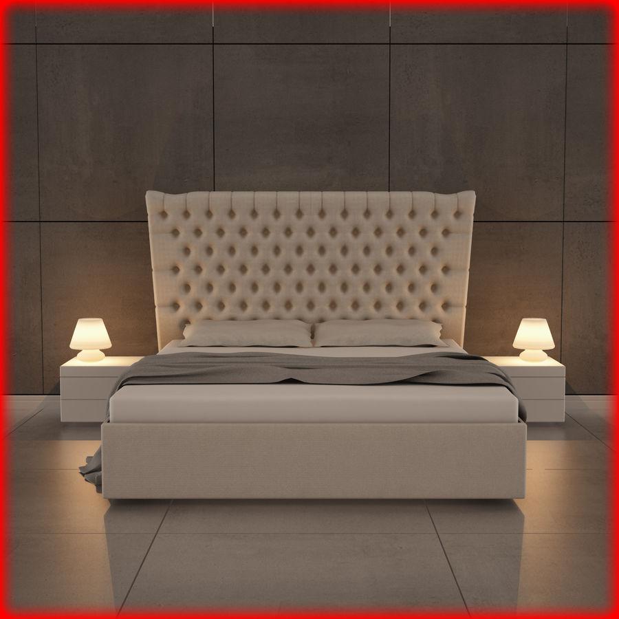 Chambre à coucher 03 modèle 3D $15 - .unknown .obj .max .fbx ...