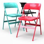 FRODE Folding Dining chair 3d model