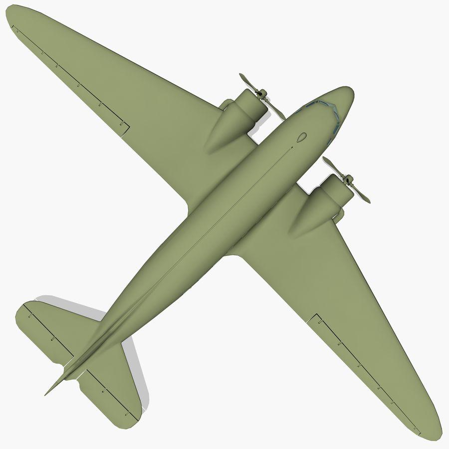 Li-2 royalty-free 3d model - Preview no. 5