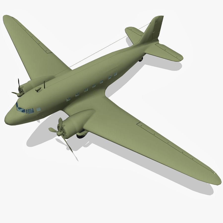 Li-2 royalty-free 3d model - Preview no. 1