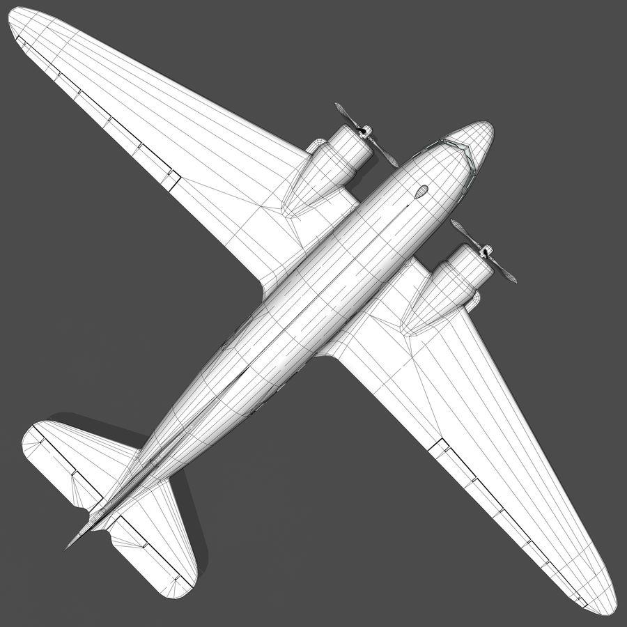 Li-2 royalty-free 3d model - Preview no. 7
