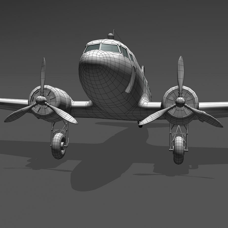 Li-2 royalty-free 3d model - Preview no. 8