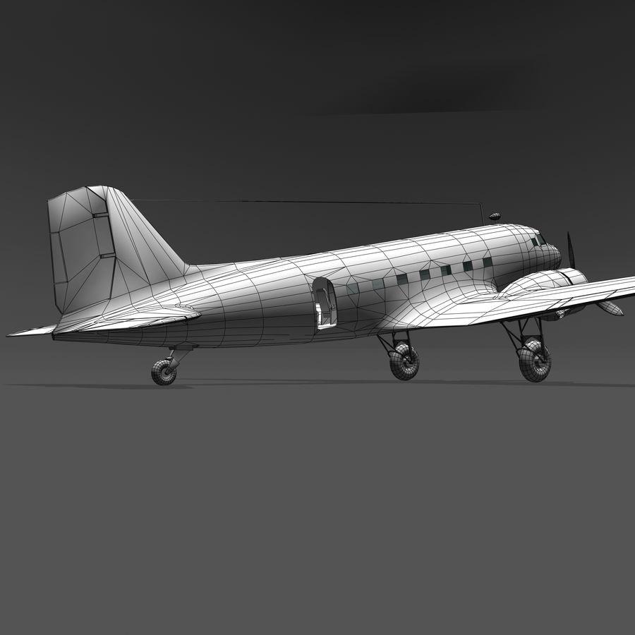Li-2 royalty-free 3d model - Preview no. 10