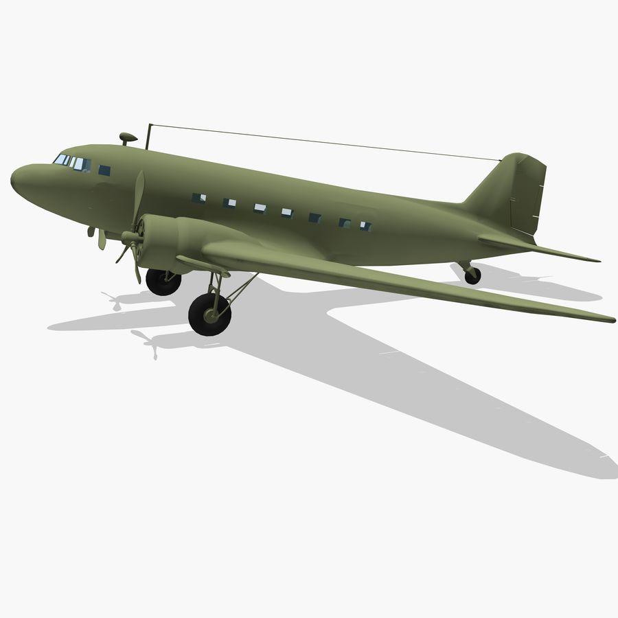 Li-2 royalty-free 3d model - Preview no. 3
