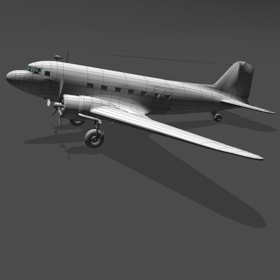 Li-2 royalty-free 3d model - Preview no. 6