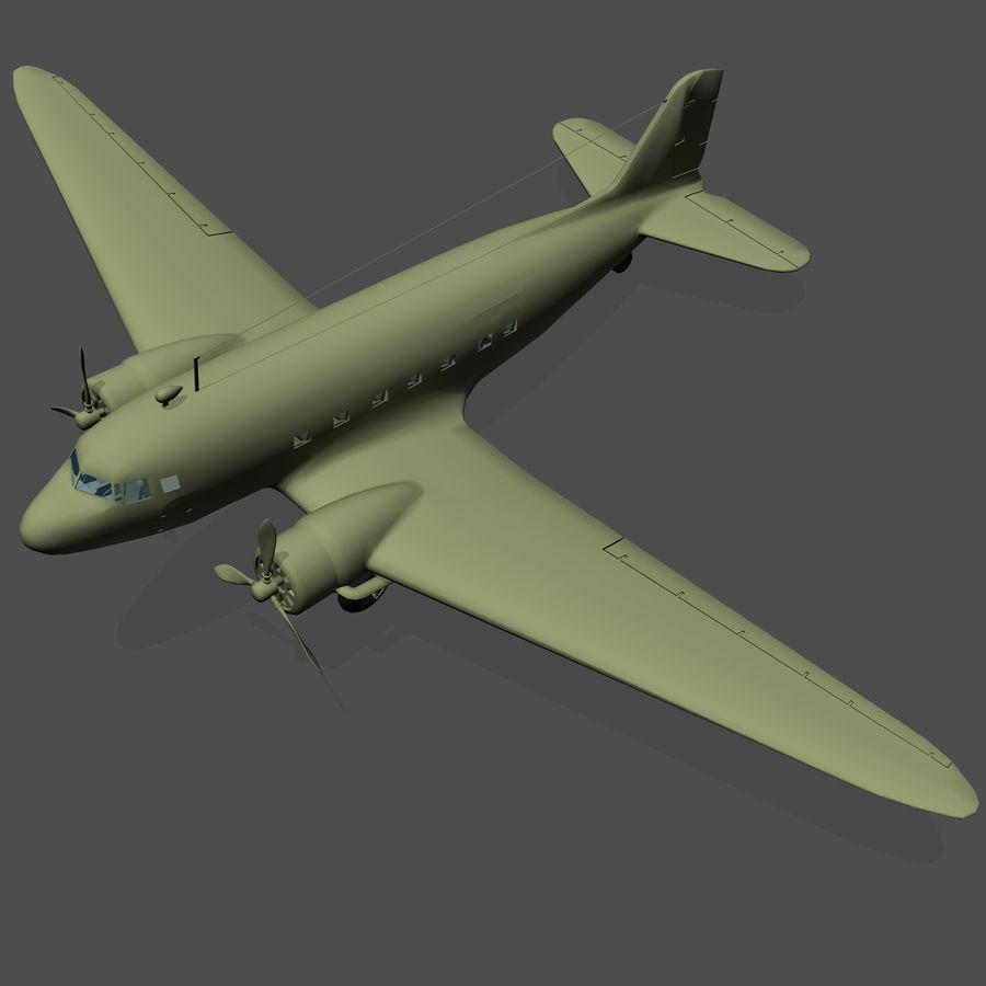 Li-2 royalty-free 3d model - Preview no. 2