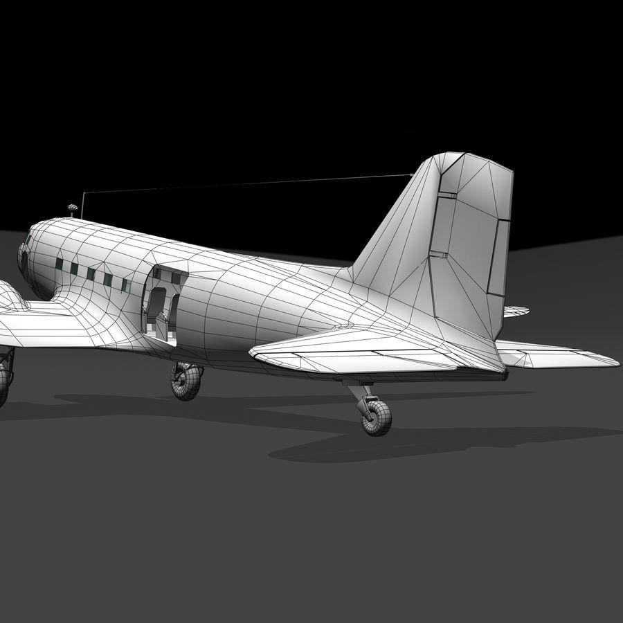 Li-2 royalty-free 3d model - Preview no. 9