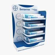 Tıbbi Stand 1 3d model