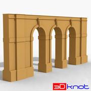 Arch 002-3 3d model