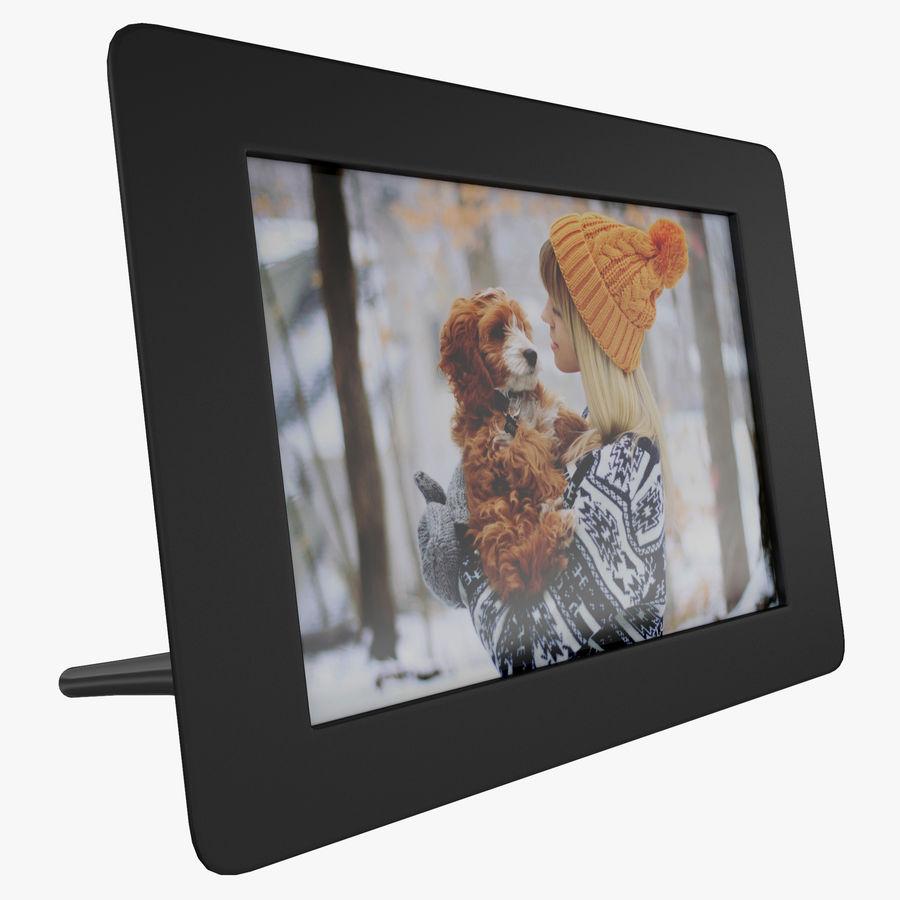 Digital Photo Frame Aluratek 3D Model $19 - .ma .c4d .max