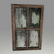 Windows antigo 3d model