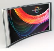 Samsung Smart OLED TV 3d model