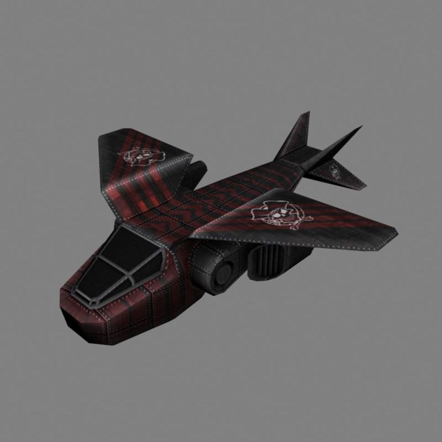Albatros royalty-free 3d model - Preview no. 1