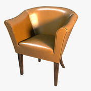 Classic  Chair_02 3d model