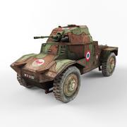 Panhard 178 3d model