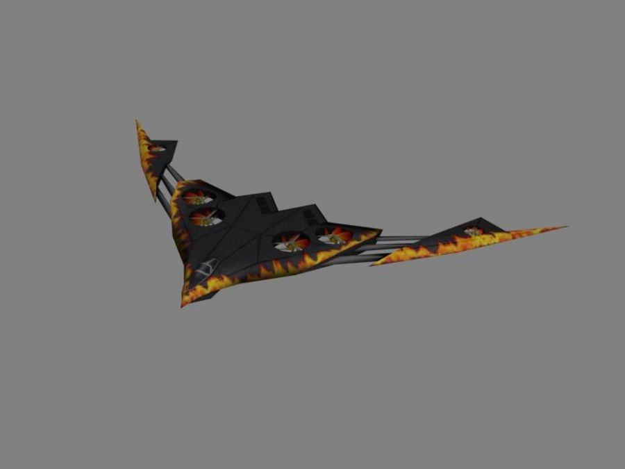 Gadfly royalty-free 3d model - Preview no. 1