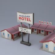 Motell 3d model
