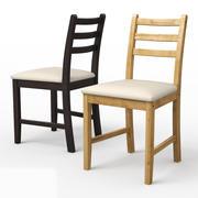 LERHAMN cadeira de jantar 3d model