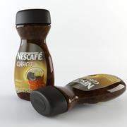 Nescafe Clasico - Coffee 3d model
