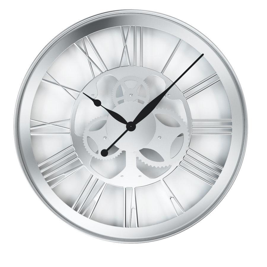 Wall Clock Gear 3D Model $9 -  obj  fbx  max - Free3D