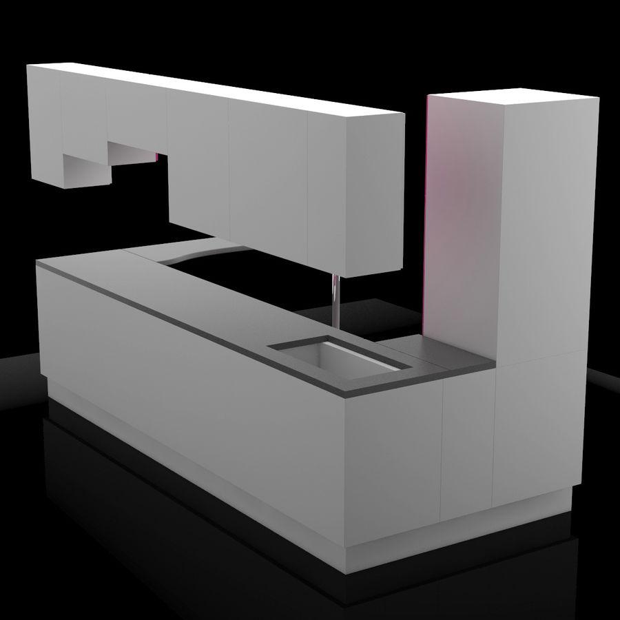 Cucina IKEA Factum Modello 3D $9 - .max .obj .fbx .3ds - Free3D
