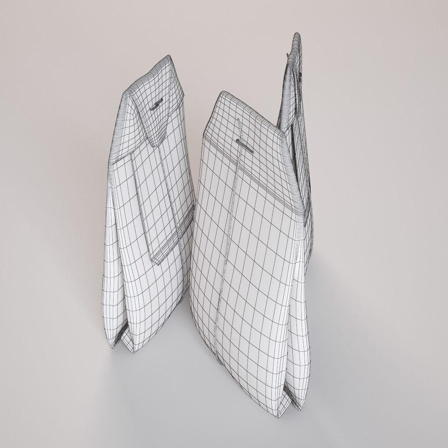 Ahmad Tea Bag Orange Pekoe 3D Model $19 -  obj  fbx  max