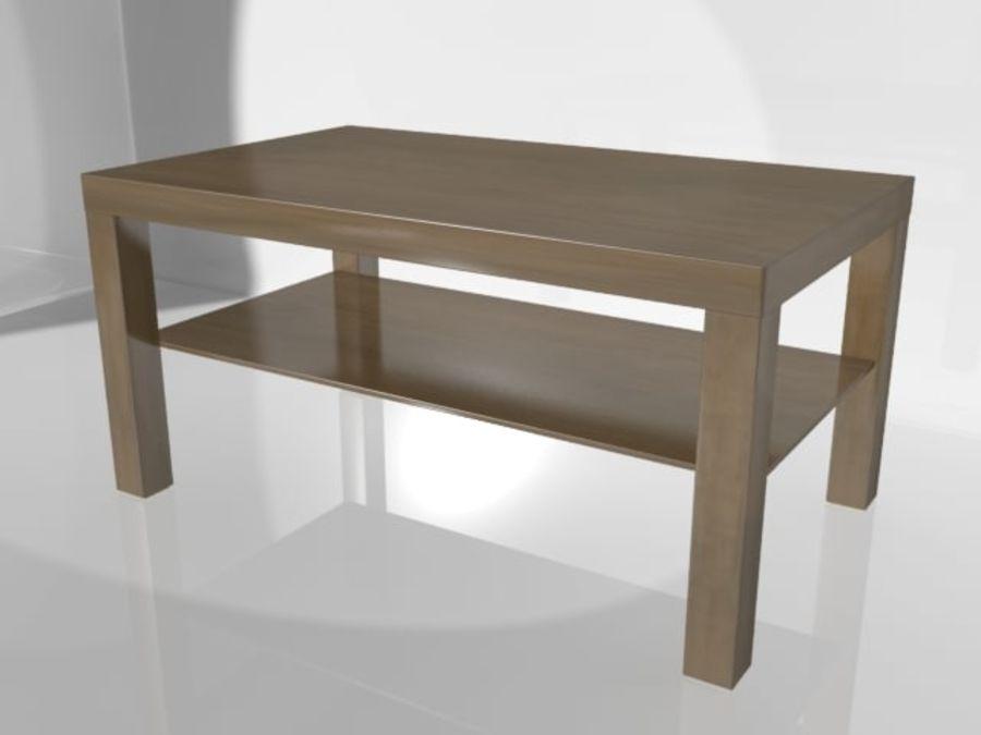 Tavolino Da Caffè Ikea Lack 35 X 21 Pollici Modello 3d 19 Max