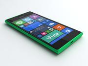 Nokia Lumia 735 3d model